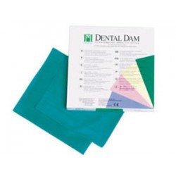DIQUE GOMA HYGENIC DENTAL DAM